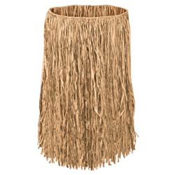 plus size hula skirt